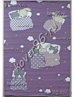 Ковер SOFIT2922LIGHT PURPLE1,2*1,8