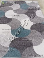 Ковер SOFIT 2257 LIGHT GRAY 0,8*1,5
