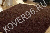 Ковер SHAGGY ULTRA_s600_BROWN_0,6*1,1
